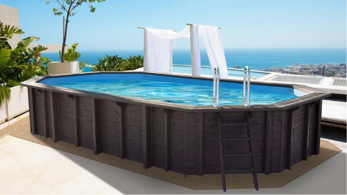 ABATEC - Above ground wooden pools manufacturer. Dive in!