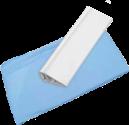 Abatec Specjalistyczna folia basenowa - liner - z profilami montażowymi
