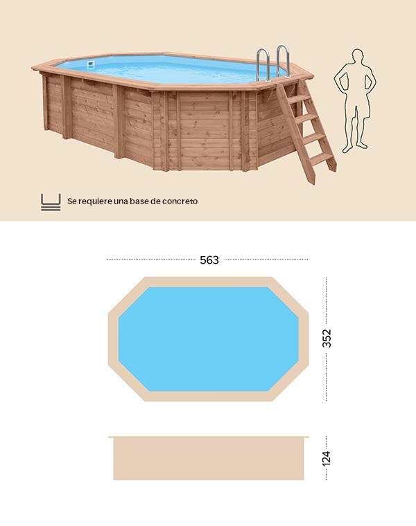 abatec piscinas de madera dibujo tecnico blue lagoon