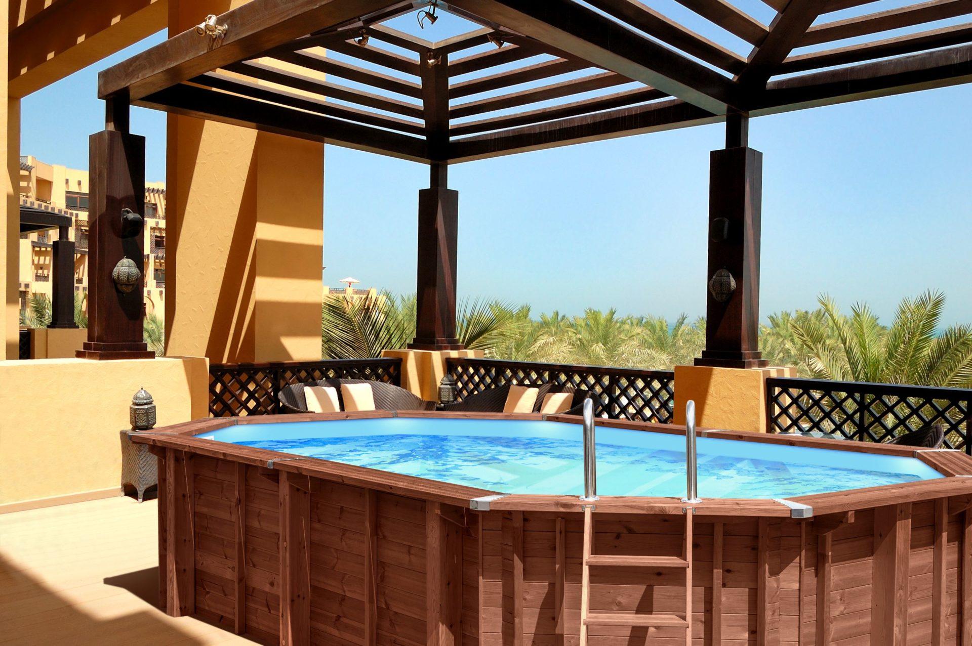 abatec wooden pools premium line Puerto Rico