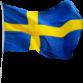 Abatec Flaga szwecji