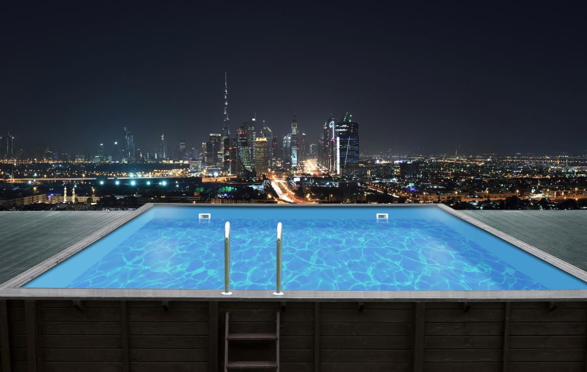 Abatec Above Ground Pools Premium Borneo