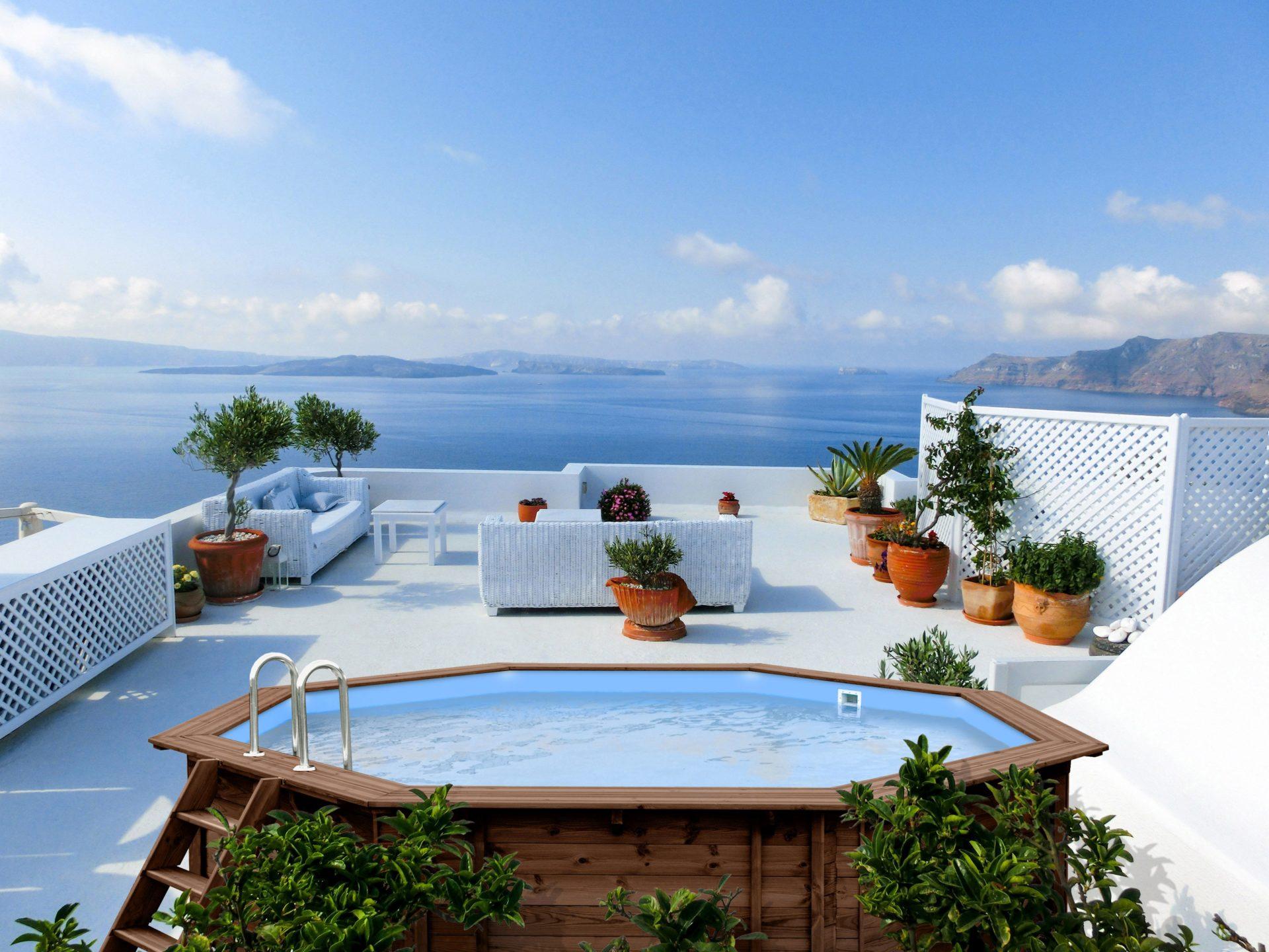 Abatec Above Ground Pools Premium Mauritius