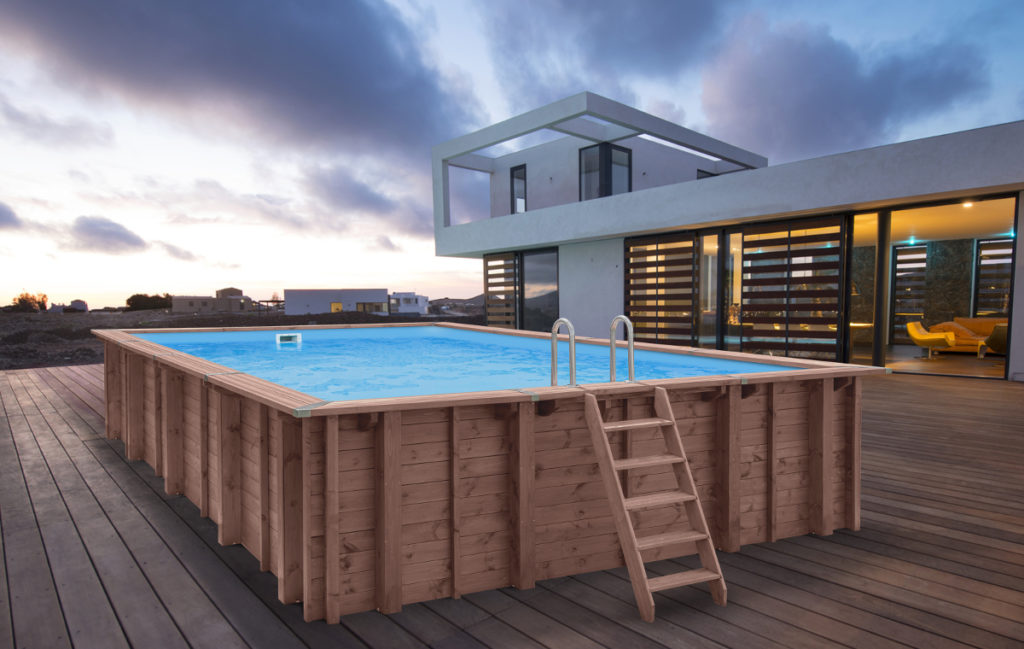 Abatec Above Ground Pools Rec6 Summer Oasis