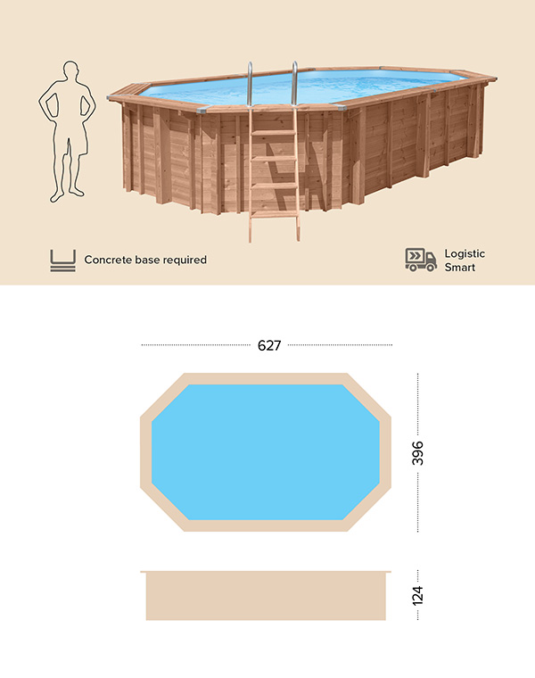 abatec above ground wooden pools drawing sweet treat