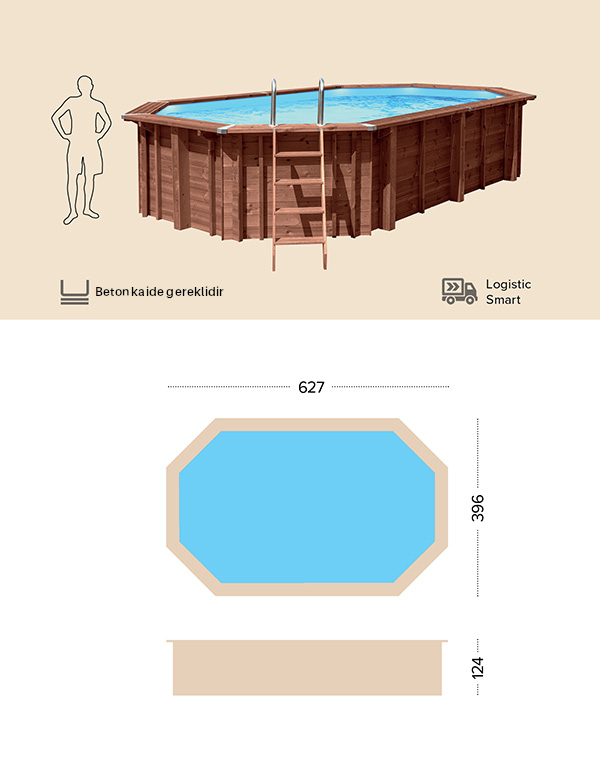 abatec wooden pools Teknik Cizim Puerto Rico